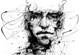 """Lines Hold The Memories"" by Agnes-Cecile"