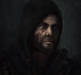 """Old Assassin"" by Lensar"