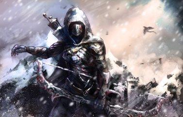 Skyrim archer image