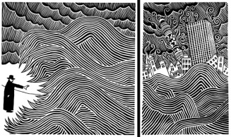 by Stanley Donwood