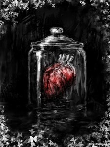 """Heart in a Jar"" by James McDonald"