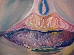 """""""Speaking Through Paint"""" by Meghan Arts Scozarri"""